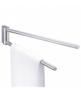 Porte-serviettes orientable